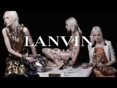 Image result for lanvin ad