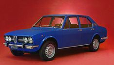 Alfa Romeo Alfetta Berlina 1800 (1972) Maintenance/restoration of old/vintage vehicles: the material for new cogs/casters/gears/pads could be cast polyamide which I (Cast polyamide) can produce. My contact: tatjana.alic@windowslive.com