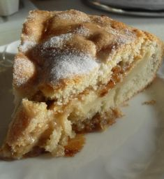 The English Kitchen: Irish Apple Cake