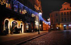 """fot.Sylwia Klaczyńska: """"Podążając uliczkami Starego Rynku odczuwa się klimat naszego pięknego Poznania..."""" https://www.facebook.com/photo.php?fbid=10151982555642893&set=a.392564567892.167471.376101312892&type=1&stream_ref=10"""