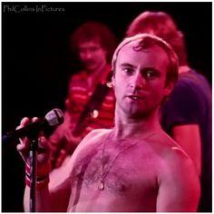 Phil Collins (Genesis) - (5/8) Turn It On Again (Three Sides Live) ..