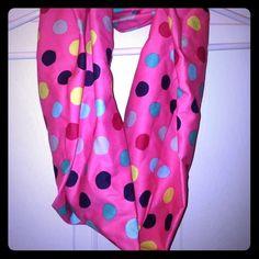 "Selling this ""Adult Polka dot infinity scarf"" in my Poshmark closet! My username is: kadence_kloset. #shopmycloset #poshmark #fashion #shopping #style #forsale #Homemade #Accessories"