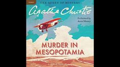 Agatha Christie | Murder in Mesopotamia | Audiobook | Full | Hercule Poi... Famous Detectives, Hercule Poirot, Agatha Christie, Hercules, Audiobook, Mystery, Anna, Books, Movie Posters