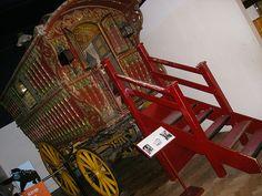 Vardo (Romani Wagon) - Bristol City Museum and Art Gallery by ell brown, via Flickr