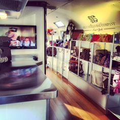 Mobile Fashion Boutique On Wheels | Airstream Mobile Boutique