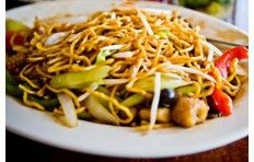 Thai Chow Mein(Mild) -  Price: £4.50 Chopsticks is the premier Chinese Takeaway in Leeds area. Facebook - https://www.facebook.com/ChopsticksTakeaway