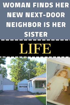 Woman Finds Her New Next-Door Neighbor Is Her Sister Diy Furniture Projects, Diy Pallet Projects, Cool Diy Projects, Simple Life Hacks, Useful Life Hacks, Diy Wall Decor, Diy Home Decor, Diy Barbie Clothes, Diy Crafts For Girls