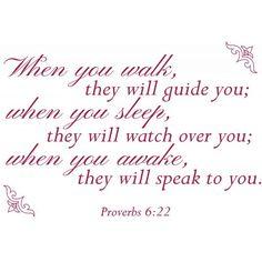 Proverbs 6:22 Proverbs 6, Book Of Proverbs, Bible Verses, Inspiring Quotes, Inspirational, Books, Parenting, Livros, Scripture Verses