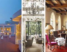 (09) - Tras el estreno de la película de Baz Luhrmann 'El Gran Gatsby', los especialistas en hoteles de i-escape han hecho una selección de los mejores hoteles art deco del mundo. Es hora de que saques tus perlas del cajón...