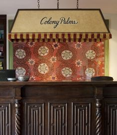Martyn has overseen the design of Chateau Gütsch in Lucerne, Switzerland, and Chef Rick Bayless's flagship Red O restaurant; Oriental Hotel, Hope Chest, Four Seasons, Colonial, Palms, Design, Home Decor, Palmas, Decoration Home