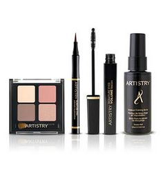 LIMITED TIME OFFER: Don't miss your chance to purchase the Artistry Summer Blend Makeup Set, which includes: Artistry Essentials Color Quad, Artistry Signature Eyes Automatic Liquid Eyeliner, Artistry Signature Eyes Volume Mascara and a FREE Artistry Makeup Finishing Spray! Supplies are limited, so order now: