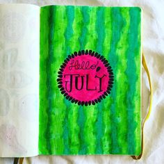 Friday Finds: Summer Bullet Journal Theme - The Petite Planner
