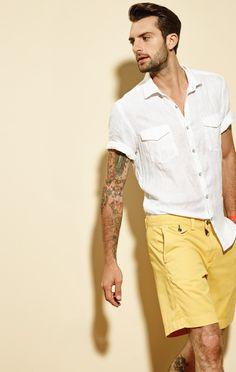 Richards | Verão 2015 – Masculino - *** bermuda