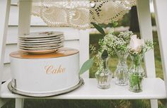 Vintage Ideas: vintage wedding (Zipporah Photography)