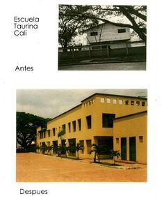 arquitectura taurina | escuela taurina cali colombia arquitecto ricardo escobar arango ...