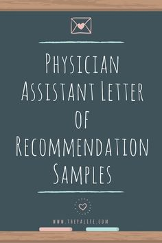 physician-assistant-application-letter-of-recommendation-samples
