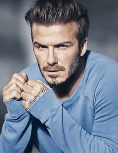 11 Times David Beckham Made Us Swoon In His New H&M Campaign... | InStyle UK