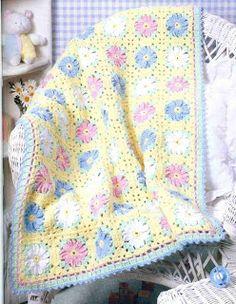 fanatica del tejido: revista de crochet with pattern in english