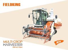 If you looking for the Combine Harvester latest agricultural machine online then you are in the right place, buy agriculture machine at the lowest price, good discount, and shipping fees. Seed Drill, Harvest Corn, Agriculture Machine, Combine Harvester, Productivity, Cabin, Farming, Business, South Africa