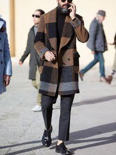 SKU Brand Name Jojocolor bust shoulder width waistline inch cm inch cm inch cm S 37 93 15 39 33 83 M 39 98 16 40 35 88 L 41 103 16 41 37 93 XL 43 108 17 42 39 98 44 113 17 43 41 103 46 118 17 44 43 108 48 123 18 45 44 113 Long Winter Coats, Loungewear Set, British Style, Mens Fashion, Urban Fashion, Winter Fashion, Fashion Outfits, Fashion Trends, Men Casual