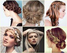 6 peinados con trenzas aptos para novias, madrinas y amigas