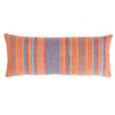Pine Cone Hill Spice Root Linen Boudoir/Breakfast Pillow