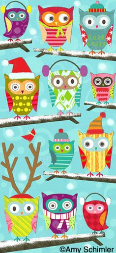 So I think Char & I need thisvfor our Christmas presents as wrapping paper. Cute!