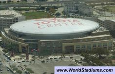 Houston Rockets - Toyota Center