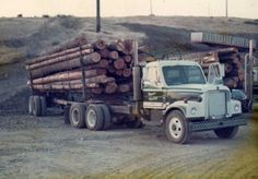 1st load I ever hauled