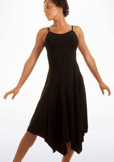 Capezio Panelled Dress