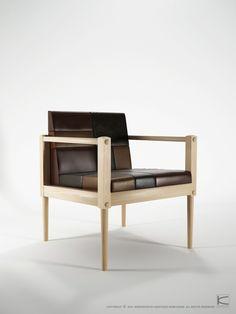Katchwork chair by Karpenter » Retail Design Blog