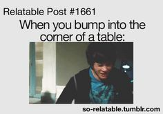 so relatable (table,so relatable,funny)