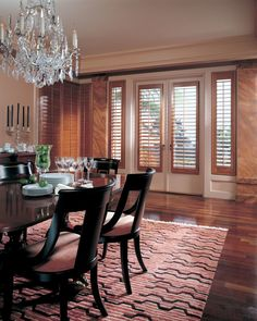 french door blinds family room traditional with round coffee table sofas and sectionals