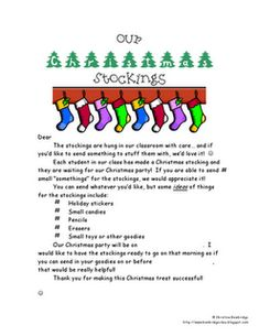 Great Idea for Christmas Party!!