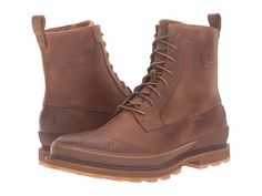 Madison Wingtip Men Available at Vampsnyc.com   #NewArrivals #vampsnyc #sorel #winteressentials