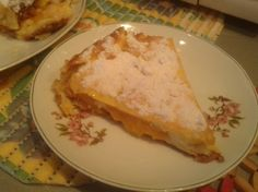Prăjitură cu brânză şi caise, fără aluat