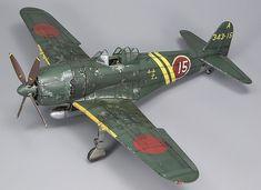 "Kawanishi N1K2-J ""Shidenkai"" (George), Part II | Panzermodelling"