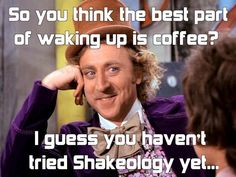 Cut your coffee habit and energize your body with an amazing blend of superfoods packed all in one shake! Visit my page for more info!   www.myshakeology.com/neeks87