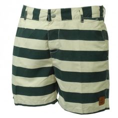 Obey Clothing Mens Short Salty Dog Street Trunk Navy