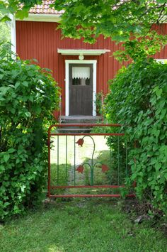 Gates And Railings, Outdoor Structures, Plants, Plant, Planets