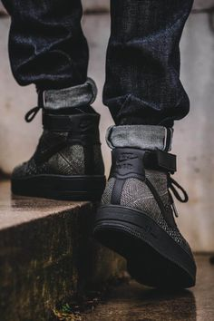 NIKE Air Force One Knitted   SOLETOPIA