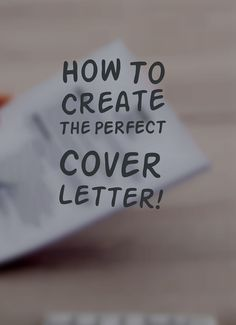 Struggling with job applications? How2Become are here to help! With our top tips, you can perfect YOUR cover letter format, and get any job you desire!