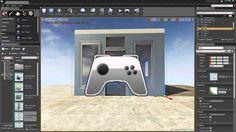 UnrealEngine 4 Animation d'une porte, Tuto 8.