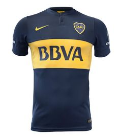 Boca Juniors 2014-15 Nike Home Kits