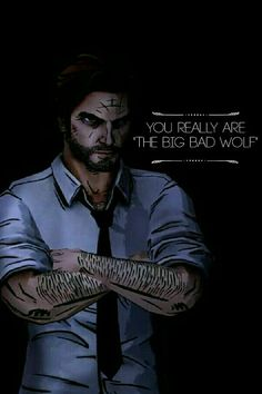 Twau - The Wolf Among Us ~ Bigby Wolf