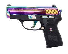 The best handgun a girl will ever own.