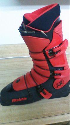 Raichle - Uncle-A Collection - pugski Alpine Skiing, Snow Skiing, Ski Racing, Ski Equipment, Ski Gear, Vintage Ski, Ski Boots, Ski And Snowboard, Old School