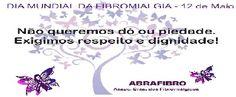 ABRAFIBRO ASSOCIAÇÃO BRASILEIRA DOS FIBROMIÁLGICOS: FIBROMIALGIA - TRATAMENTO GRATUITO É UM DIREITO DO...