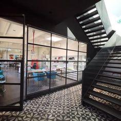 Treppen 2 Divider, Room, Design, Furniture, Home Decor, Spiral Staircases, Partition Screen, Steel, Bedroom