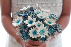 Bridal bouquet, Wedding bouquet in your wedding theme colors